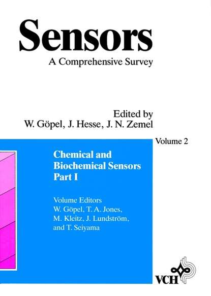 Tetsuro Seiyama Sensors, Chemical and Biochemical Sensors david nyce s position sensors