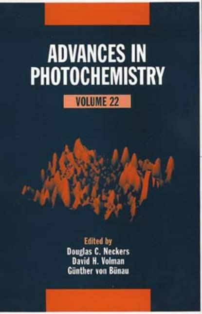 Фото - Douglas Neckers C. Advances in Photochemistry knoll