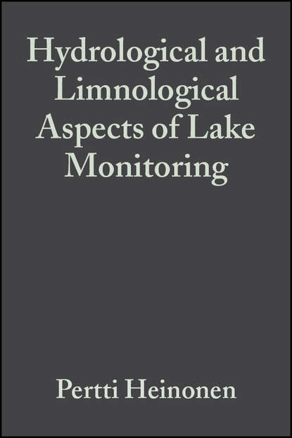 Giuliano Ziglio Hydrological and Limnological Aspects of Lake Monitoring the face of water