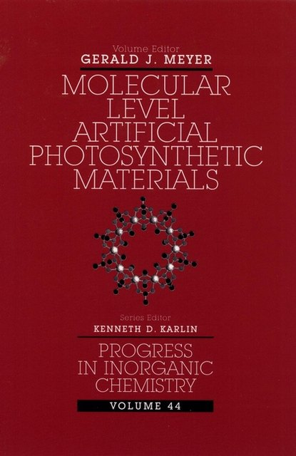 Kenneth Karlin D. Molecular Level Artificial Photosynthetic Materials reza razeghifard natural and artificial photosynthesis