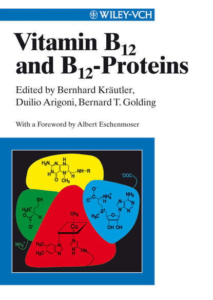 Bernhard Krautler Vitamin B 12 and B 12-Proteins borovansky jan melanins and melanosomes biosynthesis structure physiological and pathological functions