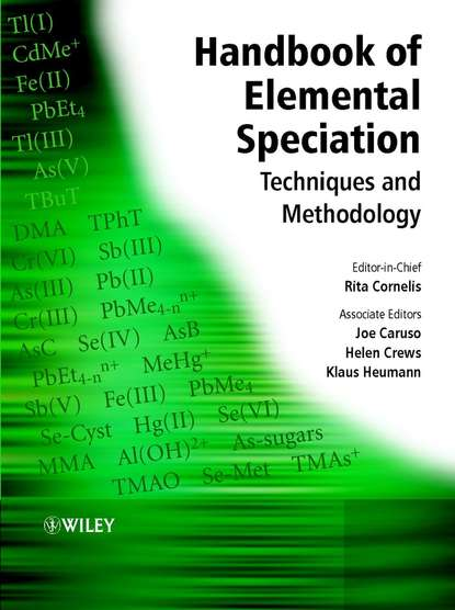 Handbook of Elemental Speciation
