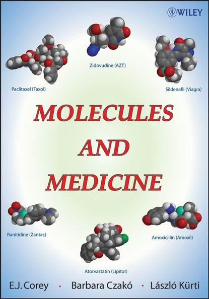 Laszlo Kurti Molecules and Medicine недорого