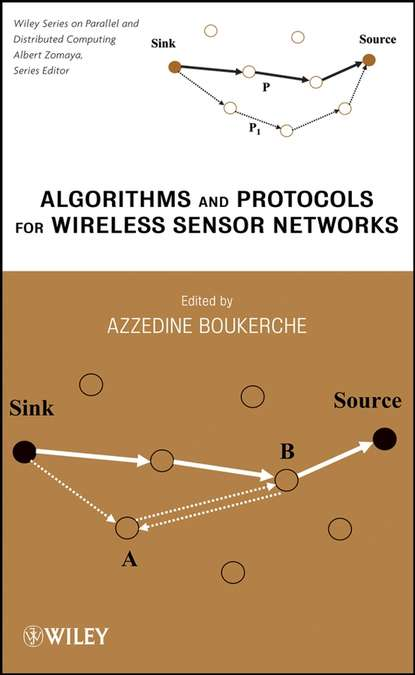 Azzedine Boukerche Algorithms and Protocols for Wireless Sensor Networks stojmenovic ivan wireless sensor and actuator networks algorithms and protocols for scalable coordination and data communication