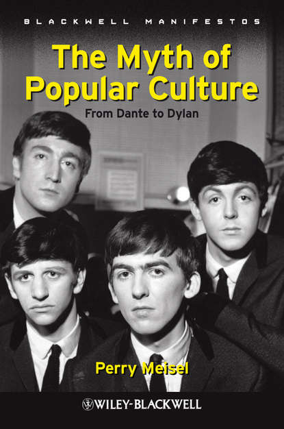 Perry Meisel The Myth of Popular Culture mikael niemi popular music