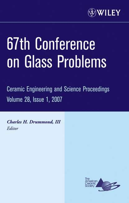 Charles H. Drummond, III 67th Conference on Glass Problems industrial medicine being the papers and discussions on the practice of medicine and the industries presented at the xxxixth annual meeting of the held at atlantic city june 20 1914