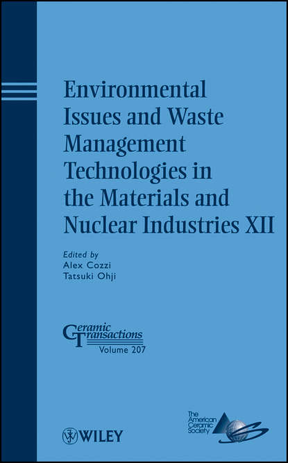 Tatsuki Ohji Environmental Issues and Waste Management Technologies in the Materials and Nuclear Industries XII claus christ production integrated environmental protection and waste management in the chemical industry
