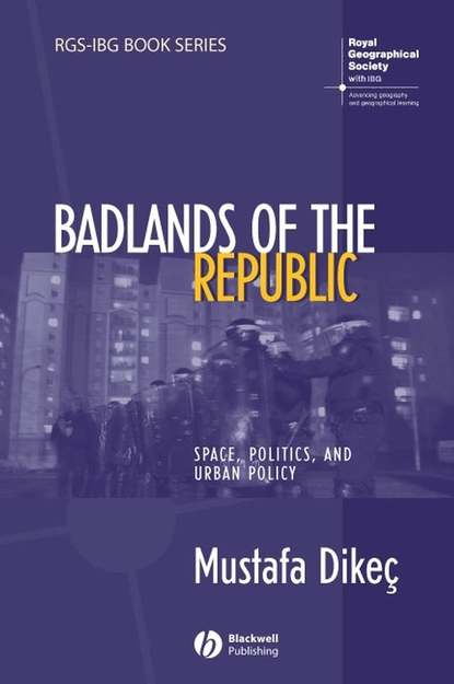 Mustafa Dikec Badlands of the Republic sam jacoby drawing architecture and the urban