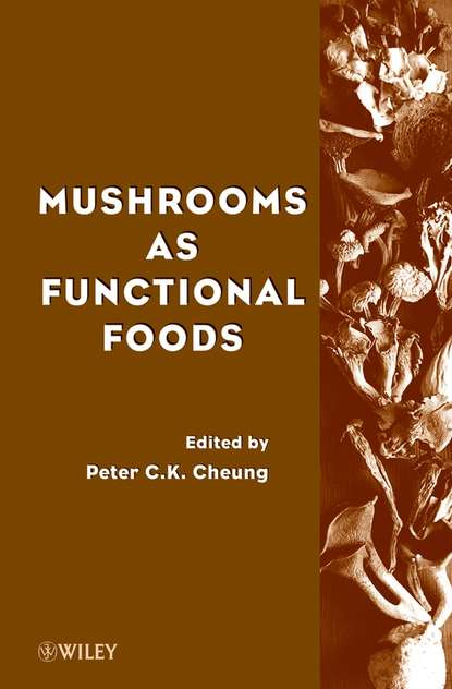 Peter Cheung C. Mushrooms as Functional Foods недорого