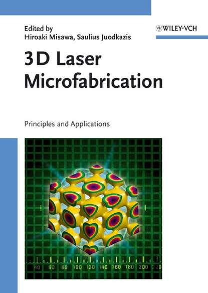 Hiroaki Misawa 3D Laser Microfabrication недорого