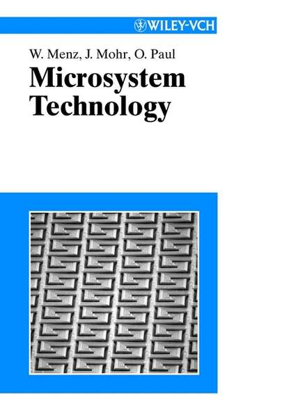 Wolfgang Menz Microsystem Technology недорого