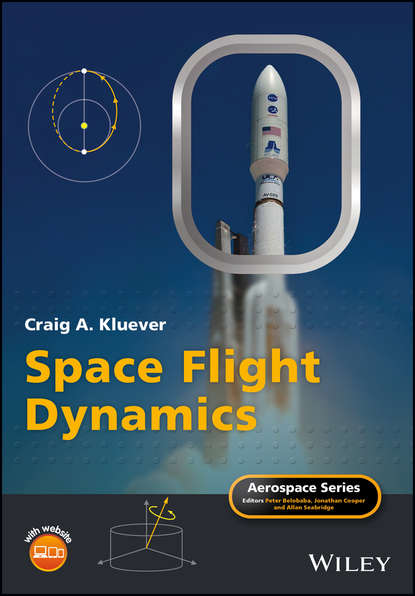 Фото - Craig Kluever A. Space Flight Dynamics leap of space