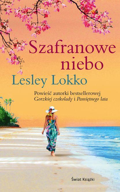 Фото - Lesley Lokko Szafranowe niebo katarzyna ziemnicka jagodowe niebo
