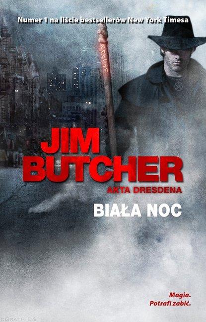Jim Butcher Biała noc narcyza żmichowska biała róża