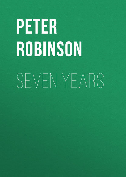 peter newman seven Peter Robinson Seven Years