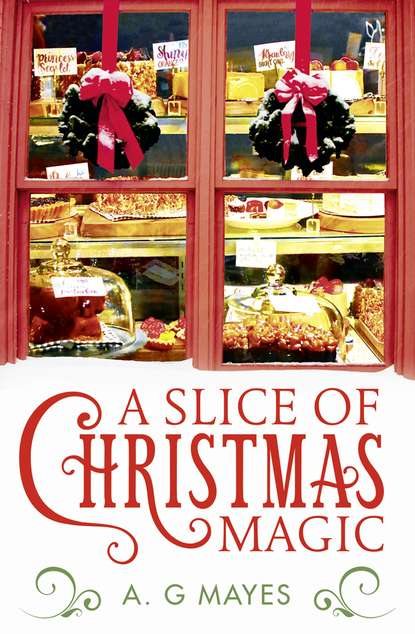 A. Mayes G. A Slice of Christmas Magic a brush with death a susie mahl mystery