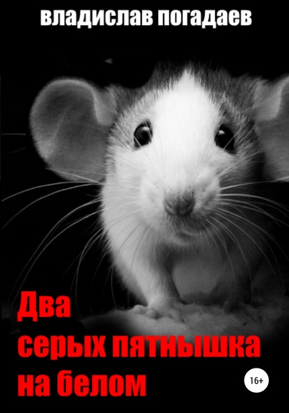 Погадаев Владислав Михайлович Два серых пятнышка на белом купить либридерм в екатеринбурге