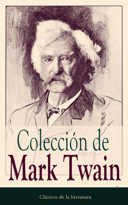 Фото - Mark Twain Colección de Mark Twain mark twain a double barrelled detective story