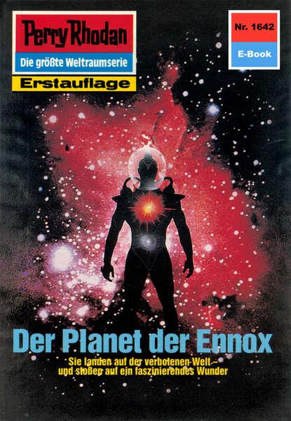 Фото - Horst Hoffmann Perry Rhodan 1642: Der Planet der Ennox horst hoffmann perry rhodan 2222 rendezvous mit der ewigkeit