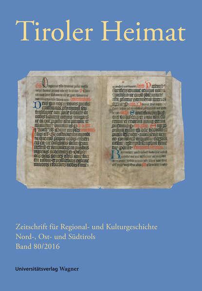 Группа авторов Tiroler Heimat 80 (2016) недорого