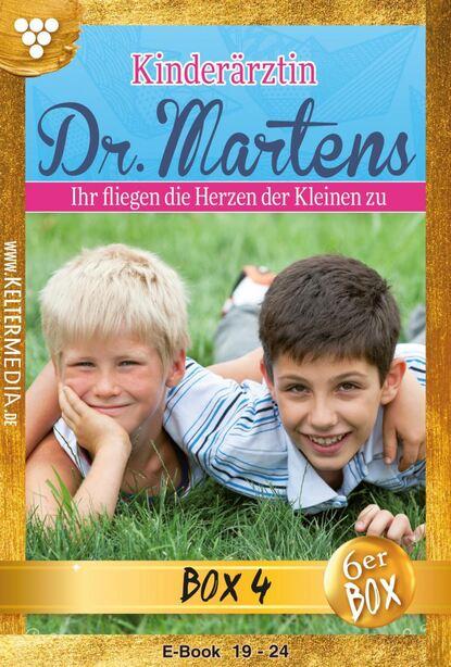 Фото - Britta Frey Kinderärztin Dr. Martens Jubiläumsbox 4 – Arztroman marie louise fischer kinderärztin dr katja holm