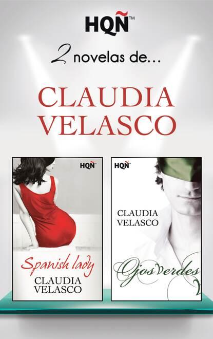 Claudia Velasco Pack HQÑ Claudia Velasco claudia carroll claudia carroll 3 book bundle