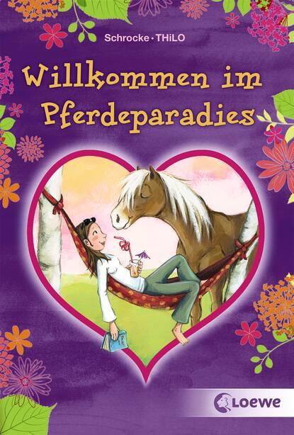 Thilo Willkommen im Pferdeparadies fred ritzhaupt willkommen daheim