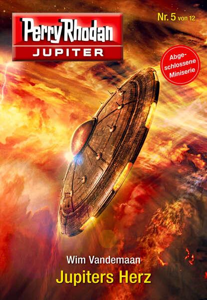 Wim Vandemaan Jupiter 5: Jupiters Herz wim vandemaan jupiter 8 wie man sterne programmiert