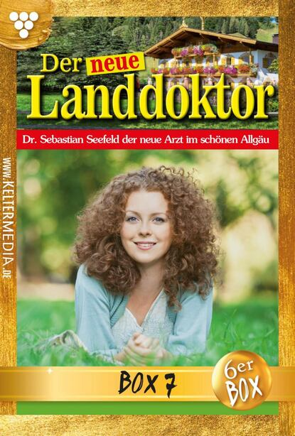 Фото - Tessa Hofreiter Der neue Landdoktor Jubiläumsbox 7 – Arztroman tessa hofreiter der neue landdoktor 72 – arztroman