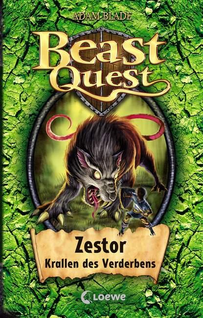 Adam Blade Beast Quest 32 - Zestor, Krallen des Verderbens недорого