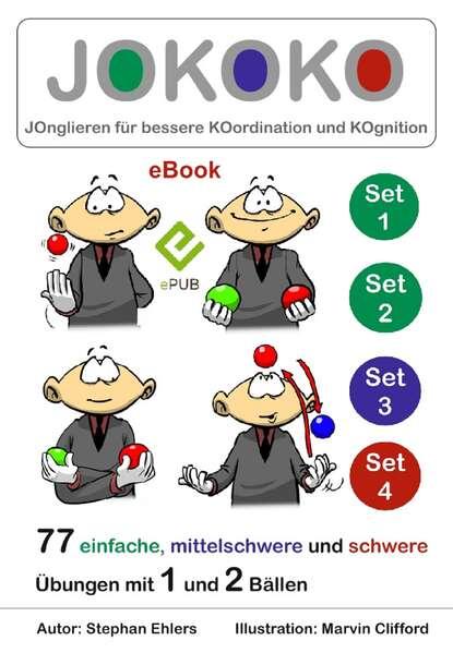 Stephan Ehlers JOKOKO-Set 1+2+3+4