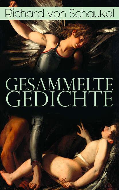 Richard von Schaukal Gesammelte Gedichte betty paoli gesammelte gedichte