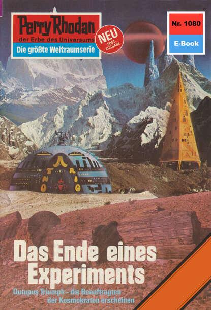 Horst Hoffmann Perry Rhodan 1080: Das Ende eines Experiments horst hoffmann perry rhodan 2268 das paragonkreuz