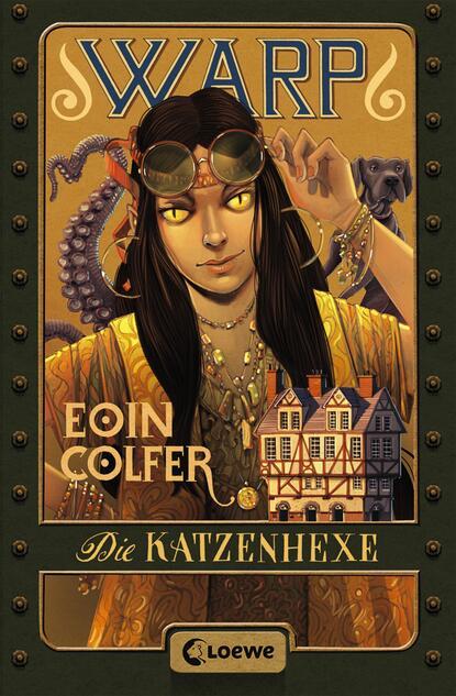 Eoin Colfer WARP 3 - Die Katzenhexe eoin ó broin home