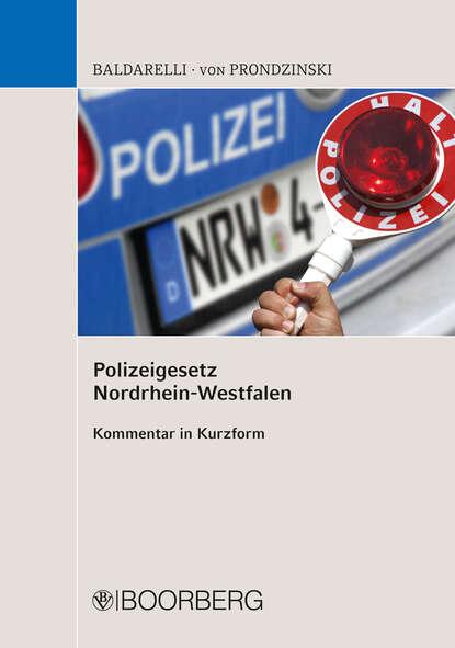 Marcello Baldarelli Polizeigesetz Nordrhein-Westfalen недорого