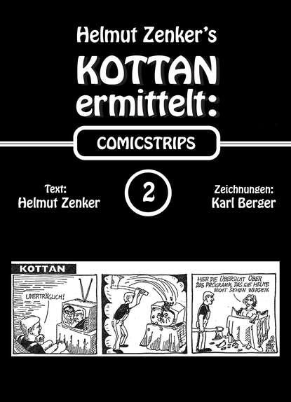 Фото - Helmut Zenker Kottan ermittelt: Comicstrips 2 helmut zenker kottan ermittelt new comicstrips 1