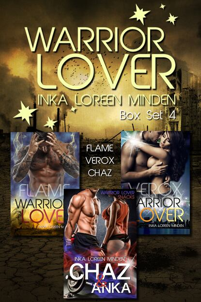 Фото - Inka Loreen Minden Warrior Lover Box Set 4 inka loreen minden trapped in die falle gegangen