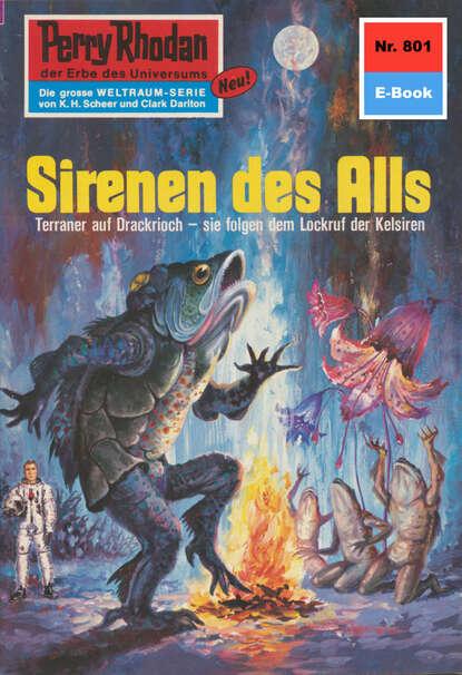 William Voltz Perry Rhodan 801: Sirenen des Alls недорого