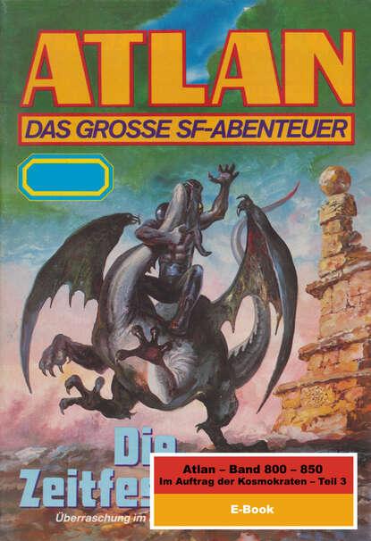 Hans Kneifel Atlan-Paket 17: Im Auftrag der Kosmokraten (Teil 3) hans kneifel atlan paket 1 condos vasac