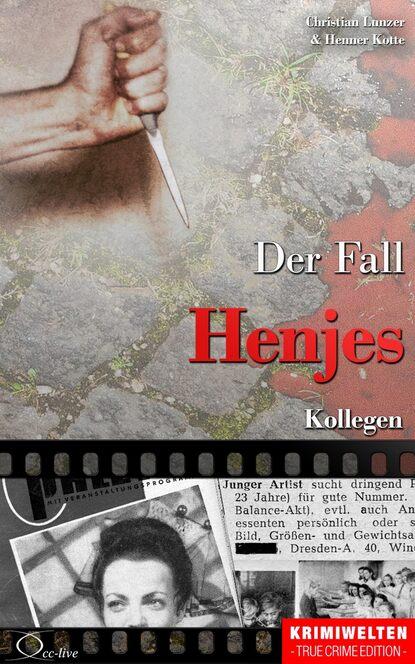 Henner Kotte Der Fall Henjes недорого