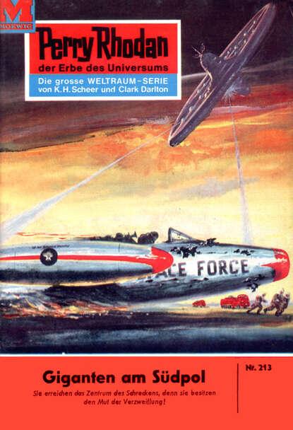 H.G. Ewers Perry Rhodan 213: Giganten am Südpol недорого