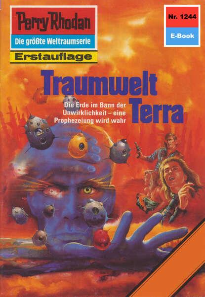 Kurt Mahr Perry Rhodan 1244: Traumwelt Terra недорого