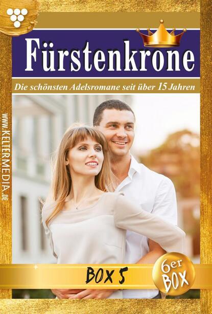 Melanie Rhoden Fürstenkrone Jubiläumsbox 5 – Adelsroman beate helm fürstenkrone staffel 5 – adelsroman