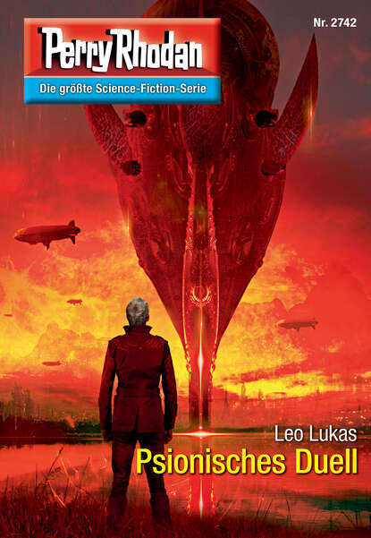 Leo Lukas Perry Rhodan 2742: Psionisches Duell недорого