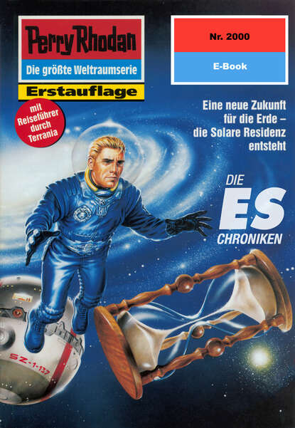 Фото - Ernst Vlcek Perry Rhodan 2000: Die ES-Chroniken sean fay wolfe die elementia chroniken ein funke hoffnung