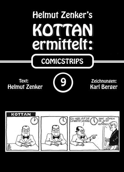 Фото - Helmut Zenker Kottan ermittelt: Comicstrips 9 helmut zenker kottan ermittelt new comicstrips 1