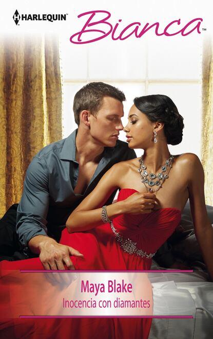 Maya Blake Inocencia con diamantes maya blake una noche con el príncipe