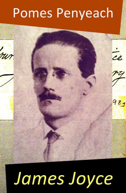 James Joyce Pomes Penyeach (The Original 1927 Paris Edition) lowell hall james poems the original classic edition