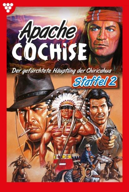 Frank Callahan Apache Cochise Staffel 2 – Western