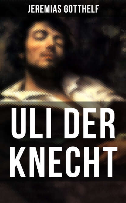 Jeremias Gotthelf Uli der Knecht панельный фильтр knecht lx1586